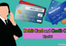 what is Credit Card and debit card in hindi