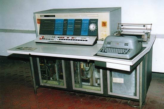 second generation computer in hindi